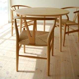 丸ダイニングテーブル3本脚(直径100cm)