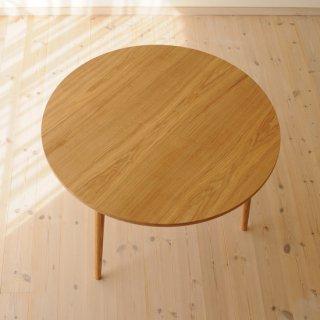 丸ダイニングテーブル3本脚(直径80cm)