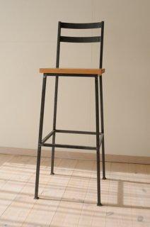 鉄脚カウンターチェア(座面高70cm未満) iron counter chair