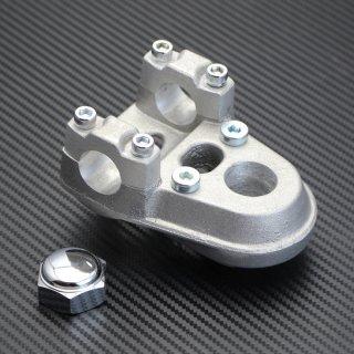 スーパーカブ リトルカブ アルミ鋳造 ステムトップ