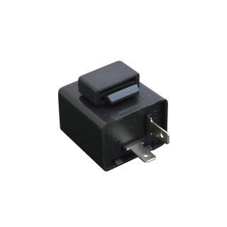 LED対応 ICウインカーリレー 2ピン 音なしタイプ