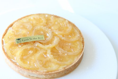 Tarte au Citron 無農薬レモンのタルト