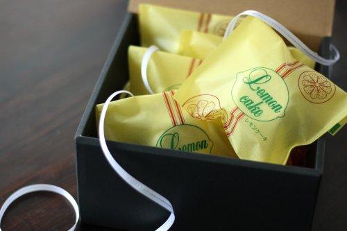広島県 無農薬レモンのレモンケーキ