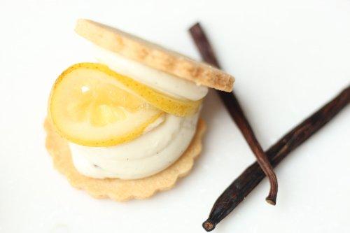 甘酸っぱいレモンとバニラの香り 『無農薬レモンと塩バニラ』