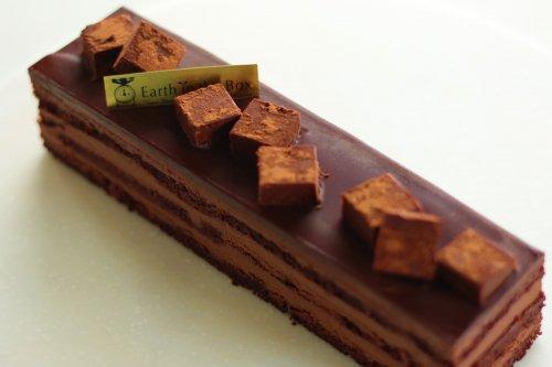 【乳・卵・小麦不使用】 オーガニックカカオのベーシックチョコレートケーキ