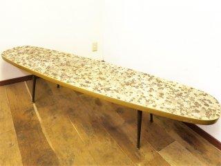 ビンテージ 50's-60's タイルトップコーヒーテーブル