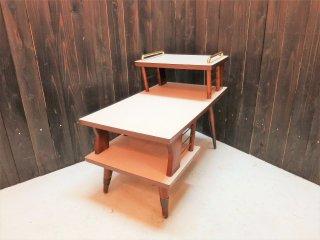 ビンテージ 50's ステップエンドテーブル