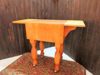 ビンテージ ウッドバタフライテーブル
