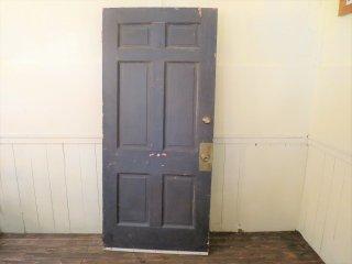 アンティーク ウッドドア
