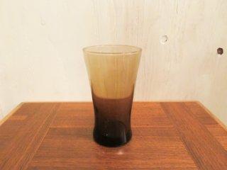 ビンテージ スモークガラスグラス