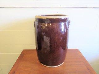 ビンテージ R.R.P.CO社製 陶器プランター