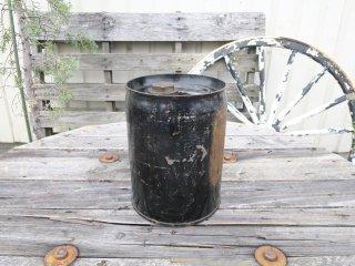 ビンテージ ミニオイル缶