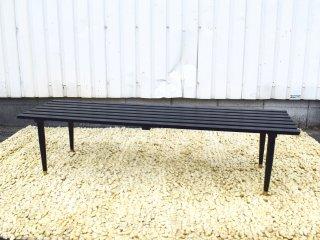 ビンテージ 60's ベンチコーヒーテーブル