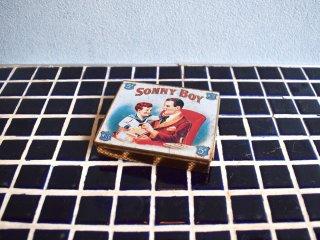 ビンテージ SONNY BOY シガーTIN缶