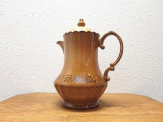 ビンテージ METLOX社製 陶器ティーポット