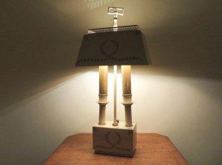 ビンテージ  70's 2灯テーブルランプ