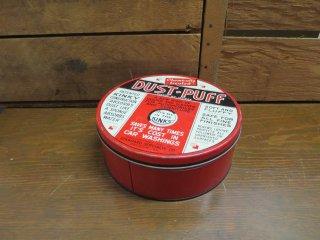 ビンテージ DUST-PUFF TIN缶