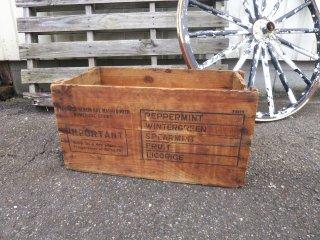 ビンテージ BEECH NUT 社製 木箱