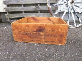 ビンテージ  THE DOW CHEMICAL 社製 木箱