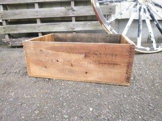 ビンテージ NONE SUCH社製 木箱