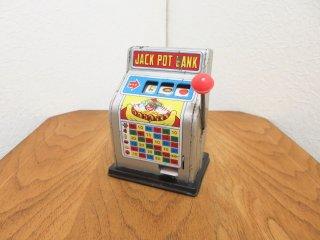 ビンテージ jack pot コインバンク