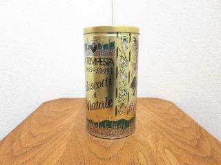 ビンテージ 80-90's TIN缶