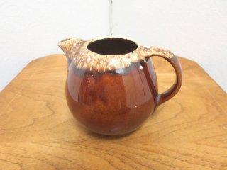 ビンテージ 陶器ポット