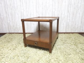 ビンテージ BAKER FURNITURE社製 サイドテーブル