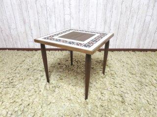 ビンテージ 60's タイルトップミニテーブル