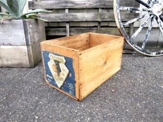 ビンテージ wenoka apples 木箱