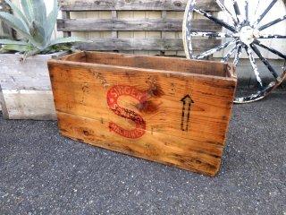ビンテージ Singer社製 木箱