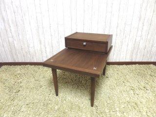 ビンテージ 60's AMERICAN OF MARTINSVILLE社製 ステップエンドテーブル