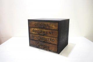 ビンテージ WEATHERHEAD パーツボックス