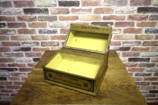 アンティーク PARK&TILFORD社製 チョコレートケース