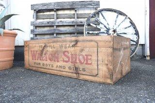 ビンテージ WALTON SHOE 木箱