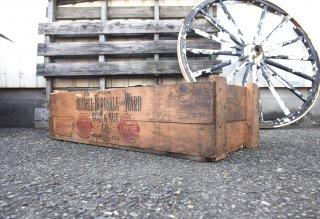 ビンテージ RUSSELL BURDSALL CO. 木箱