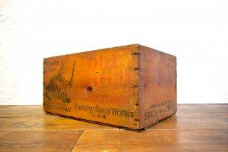 ビンテージ Old Dutch Cleanser 木箱