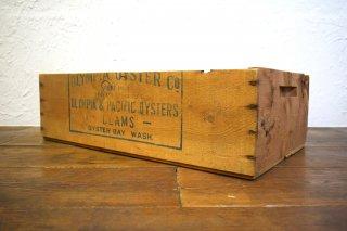 ビンテージ OLYMPIA OYSTER Co. 木箱