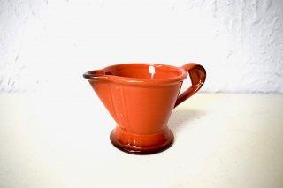 ビンテージ 陶器ミルクピッチャー