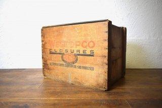 ビンテージ WESTOPCO 木箱