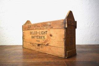 ビンテージ Delco Appliance Co. 木箱