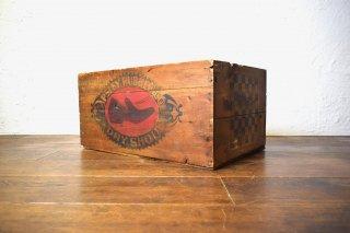 ビンテージ Apsley Rubber Co. 木箱