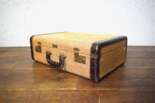 ビンテージ  Cavanaugh Luggage Craftsmen社製  スーツケース