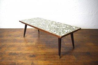 ビンテージ タイルトップ テーブル