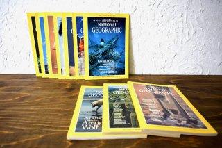 ビンテージ 80' THE NATIONAL GEOGRAPHIC