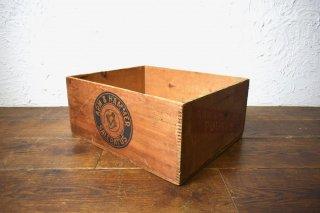 ビンテージ Arm&Hammer社 木箱