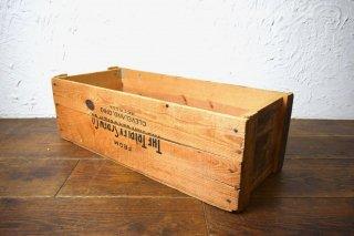 ビンテージ THE TRIPLEX SCREW社 木箱