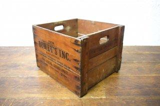 ビンテージ BOWEY'S INC 木箱