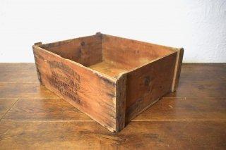 ビンテージ R.J. Strasenburgh Co 木箱