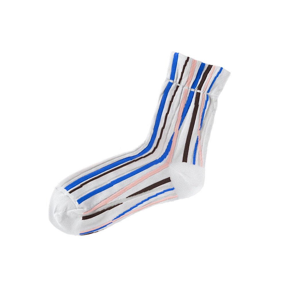 <img class='new_mark_img1' src='https://img.shop-pro.jp/img/new/icons14.gif' style='border:none;display:inline;margin:0px;padding:0px;width:auto;' />TRICOTE/hand stripe socks